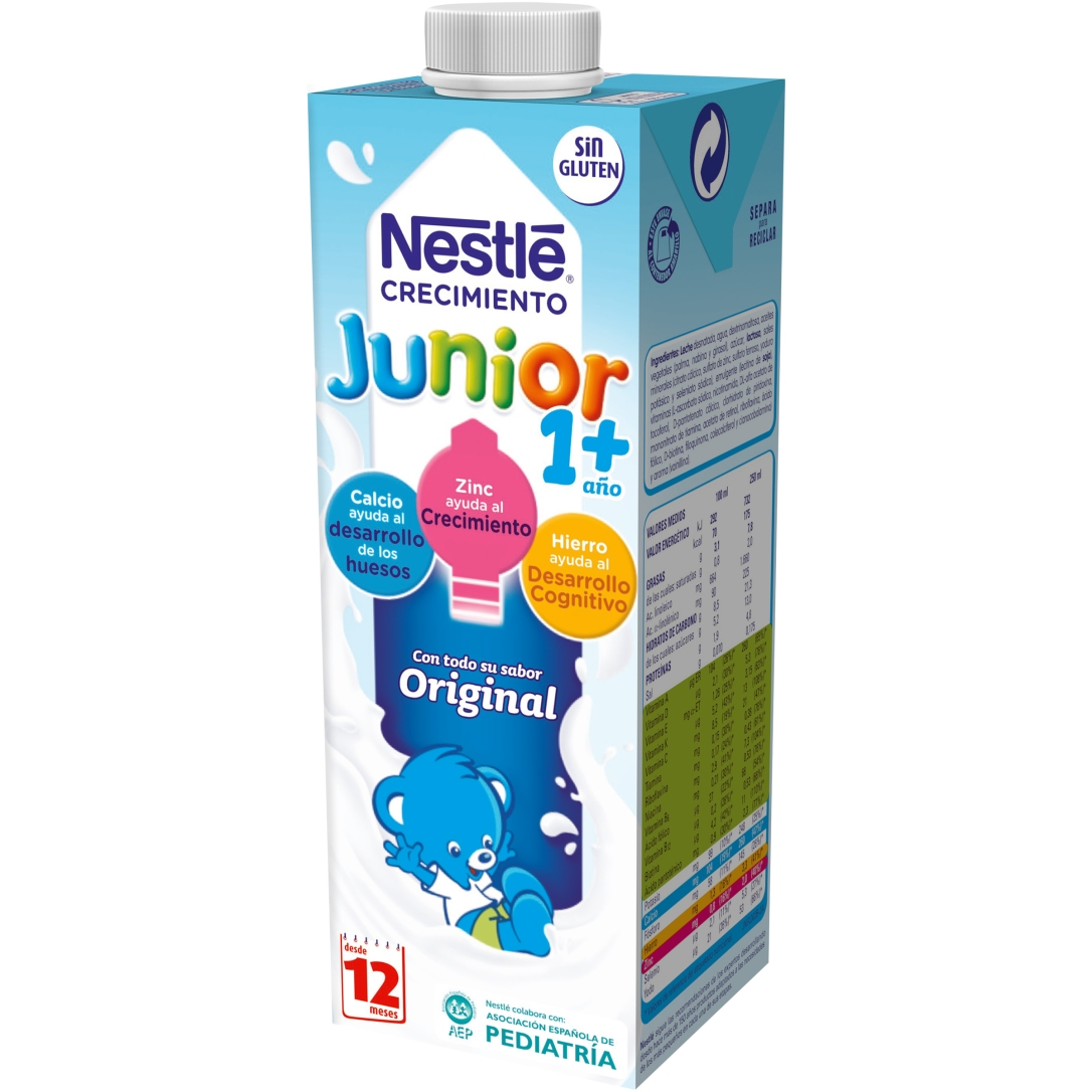 NESTLÉ JUNIOR 1+ ORIGINAL 1L